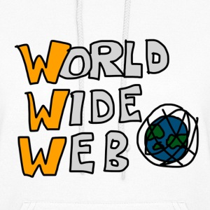 World Wide Web (Internet) Hoodies - Women's Hoodie