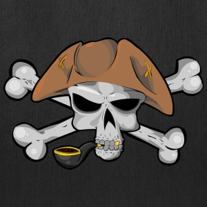 Skull And Bones (Pirate) - Tote Bag