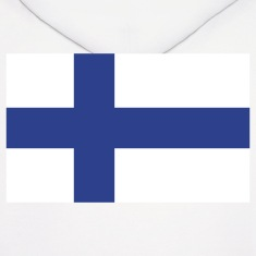 Finland- Finnish flag with correct dimensions