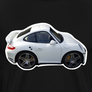 Mini  911 Turbo - Men's Premium T-Shirt