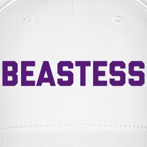 Beastess Gym Quote  Sportswear - Baseball Cap