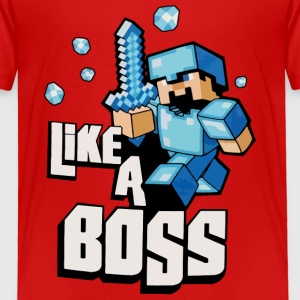 Like A Boss Baby & Toddler Shirts - Toddler Premium T-Shirt