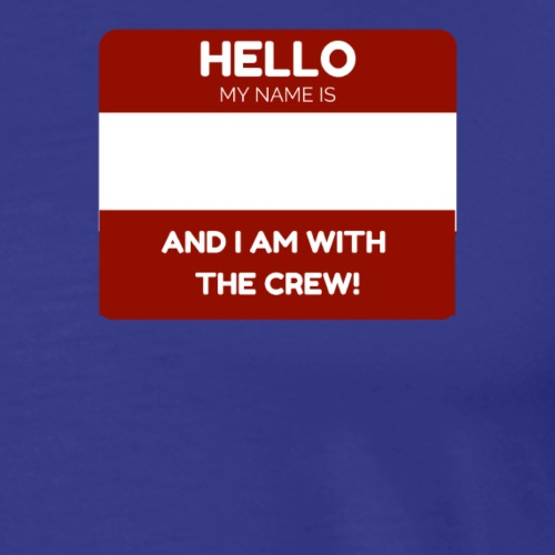 i'm from the crew7