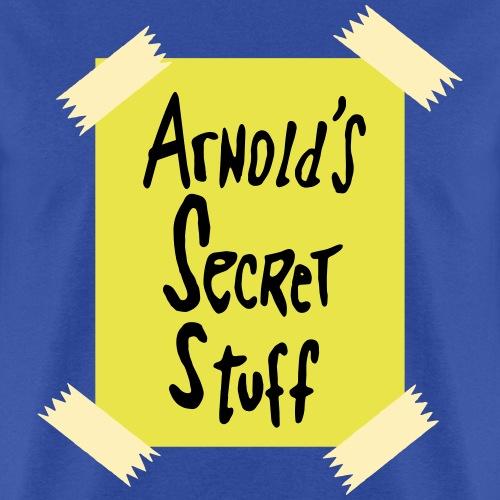 Arnolds secret stuff