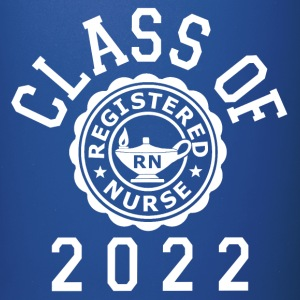 Class Of 2022 RN Mugs & Drinkware - Full Color Mug