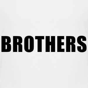 Brothers Baby & Toddler Shirts - Toddler Premium T-Shirt
