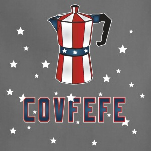 4th of July Covfefe Patriot Coffee Espresso Aprons - Adjustable Apron