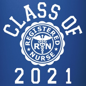Class Of 2021 RN Mugs & Drinkware - Full Color Mug