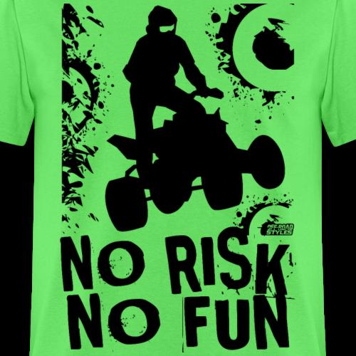 ATV Quad No Race No Fun