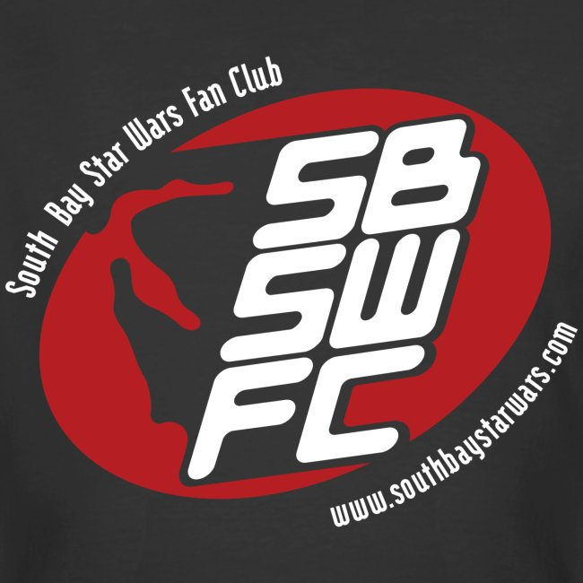 Men's Black SBSWFC Logo Jerzees Tee