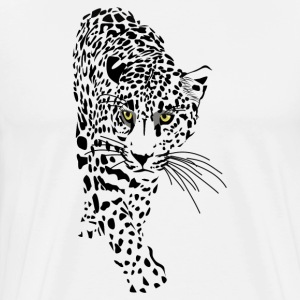 Jaguar/Leopard - Men's Premium T-Shirt