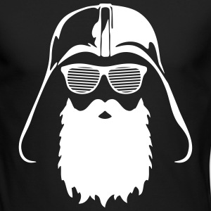 darth_beard Long Sleeve Shirts - Men's Long Sleeve T-Shirt by Next Level