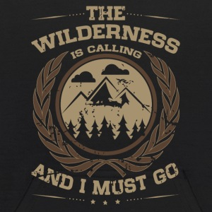 The Wilderness is Calling and I Must Go Sweatshirts - Kids' Hoodie