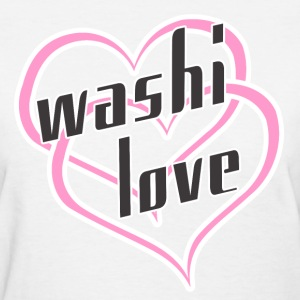 Washi Love For Crafters - Women's T-Shirt