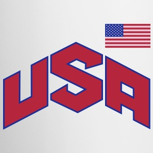 usa_olympic-sign_&_flag_3c Gift - Coffee/Tea Mug