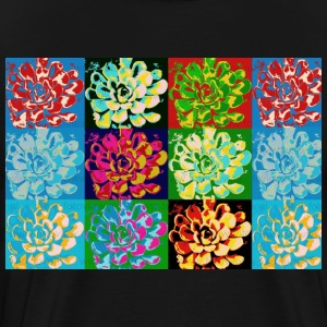 flower - Men's Premium T-Shirt
