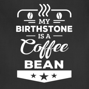 Birthstone Coffee Bean Aprons - Adjustable Apron