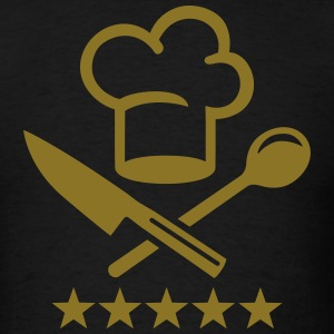 Chef T-Shirts - Men's T-Shirt