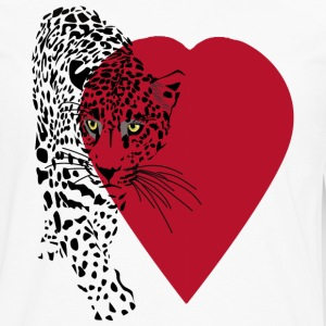 Love Wild Cat - Men's Premium Long Sleeve T-Shirt