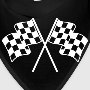 Checkered Flags Caps - Bandana
