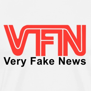 VFN - Very Fake News - Men's Premium T-Shirt