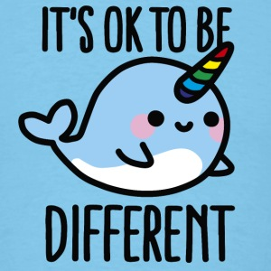 It's ok to be different T-Shirts - Men's T-Shirt
