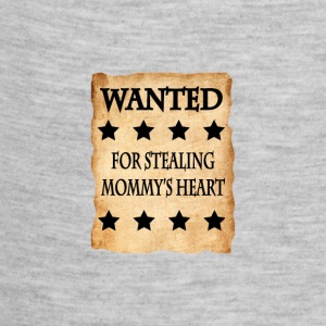 wanted for stealing mommy Baby Bodysuits - Baby Contrast One Piece