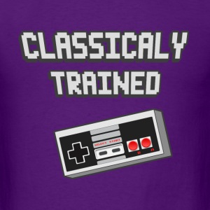 Classicaly trained - Men's T-Shirt