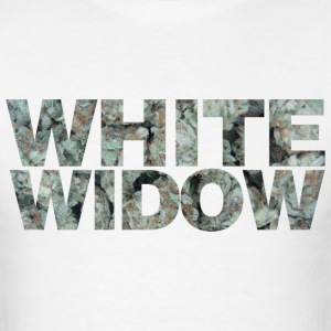 WHITE WIDOW.png T-Shirts - Men's T-Shirt