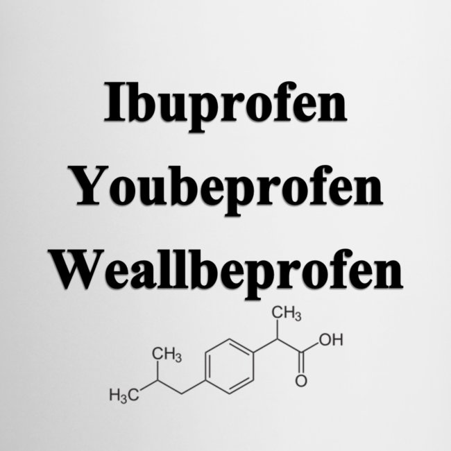 Ibuprofen, Youbeprofen, Weallbeprofen