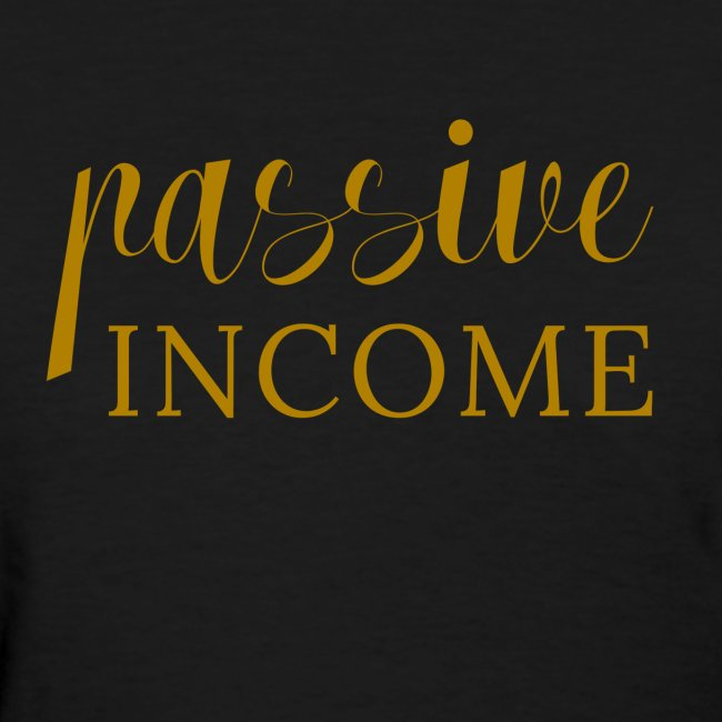 Passive Income for Entreprenuers