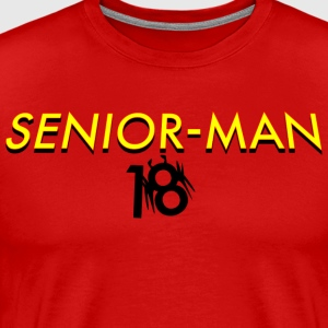 Senior-Man 2018 T-Shirts - Men's Premium T-Shirt