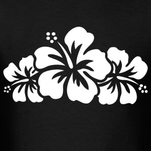 Hawaiian flower - Men's T-Shirt