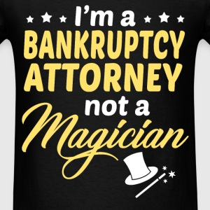 Bankruptcy Attorney - Men's T-Shirt