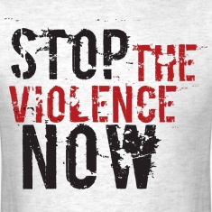 Stop The Violence Tee