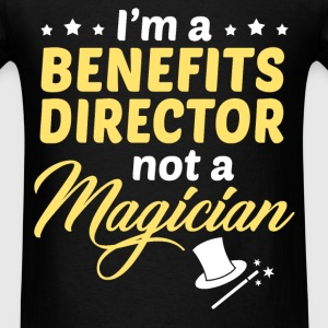 Benefits Director - Men's T-Shirt