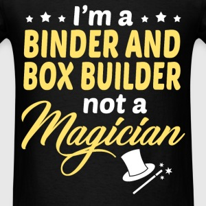 Binder And Box Builder - Men's T-Shirt