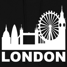 London Skyline Hoodies
