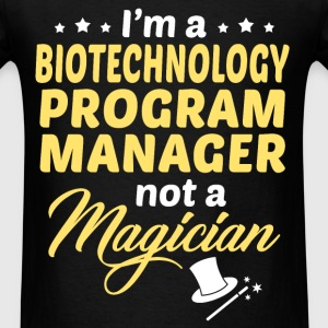 Biotechnology Program Manager - Men's T-Shirt