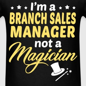 Branch Sales Manager - Men's T-Shirt