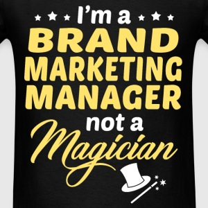 Brand Marketing Manager - Men's T-Shirt