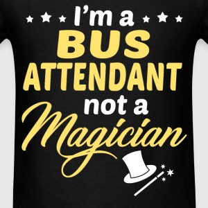 Bus Attendant - Men's T-Shirt
