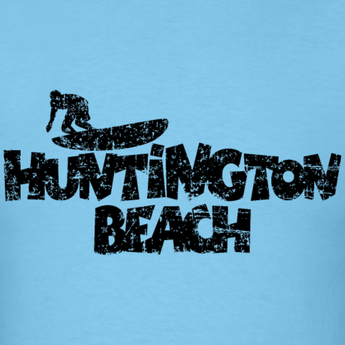 Huntington Beach, California Surf Design