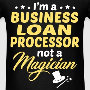 Business Loan Processor - Men's T-Shirt