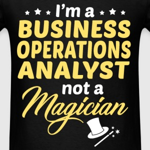 Business Operations Analyst - Men's T-Shirt
