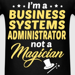 Business Systems Administrator - Men's T-Shirt
