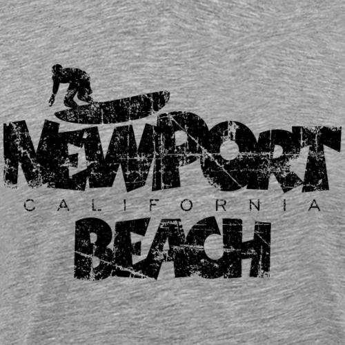 NEWPORT BEACH CALIFORNIA Surf Design