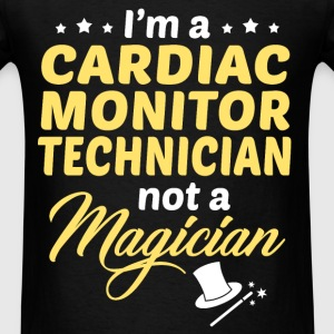 Cardiac Monitor Technician - Men's T-Shirt