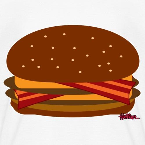 BACON Double Cheese by Virtual Cheeseburger