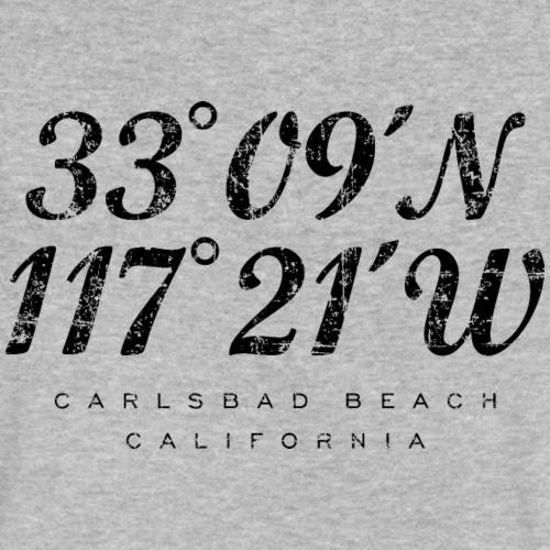 Carlsbad Beach California Coordinates